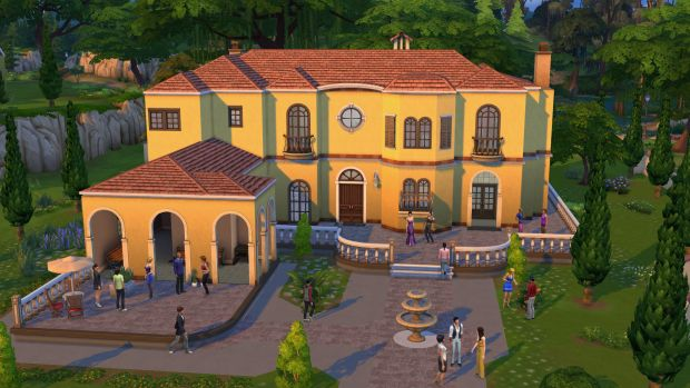 Die Sims 4: Bau-Modus Gameplay Trailer